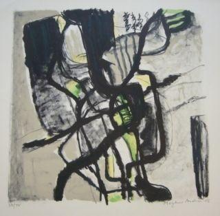 Litografía Andersen - Composition