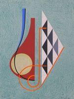 Serigrafía Domela - Composition
