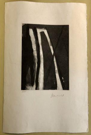 Grabado Van Velde - Composition