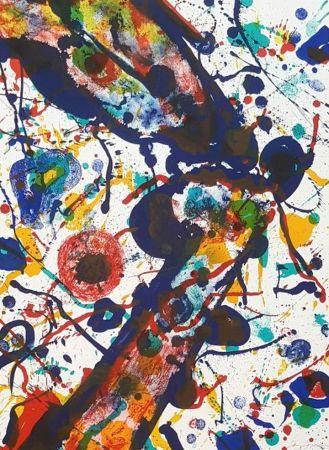 Litografía Francis - Composition
