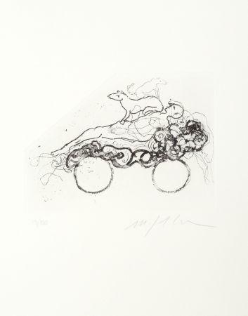 Aguafuerte Paladino - Composition