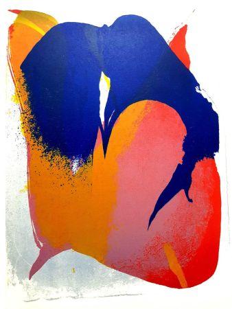 Litografía Jenkins - Composition