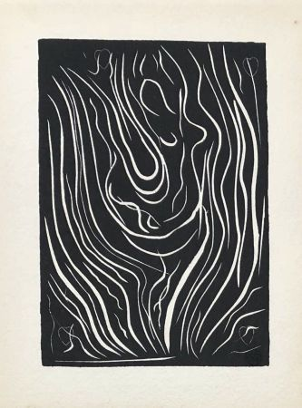 Linograbado Matisse - Composition