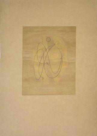 Grabado Ernst - Composition