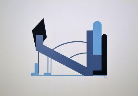 Serigrafía Maatsch - Composition