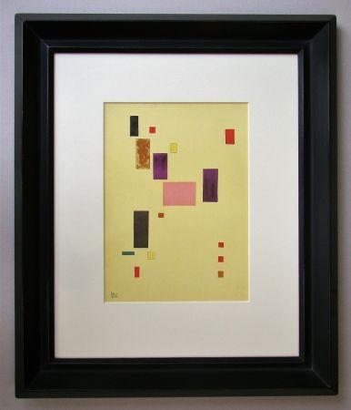 Litografía Kandinsky - Composition - 1931