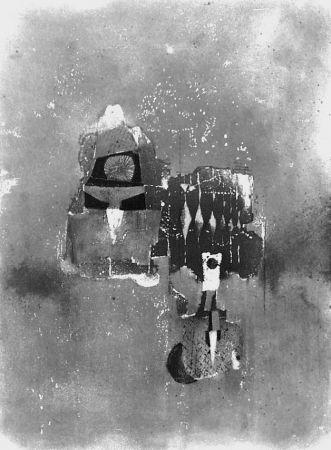 Aguafuerte Friedlaender - Composition 1