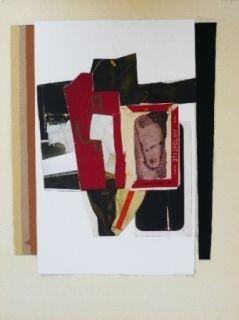 Litografía Garcia Ponce - Composition 10