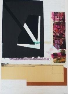 Litografía Garcia Ponce - Composition 12