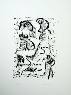 Talla En Madera Michaux - Composition 120