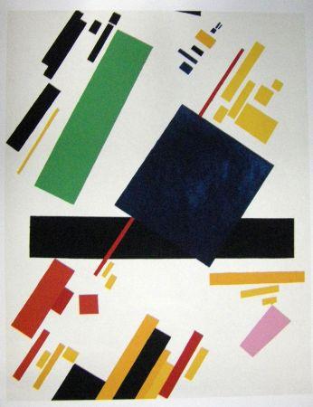 Litografía Malevitch - Composition 1916