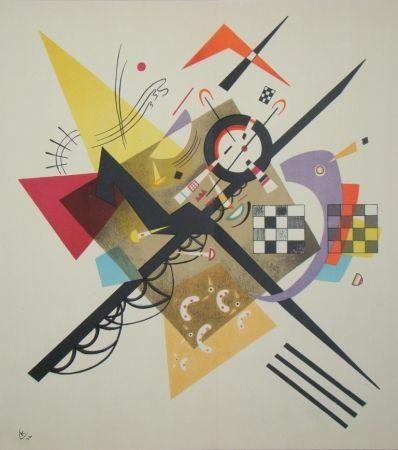 Litografía Kandinsky - Composition, 1922