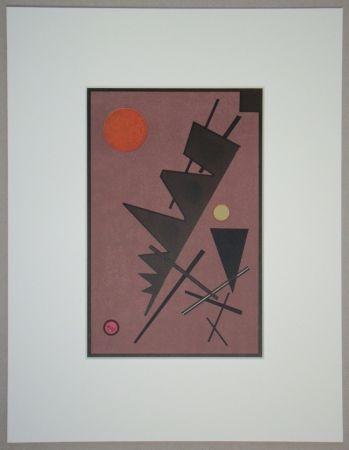 Litografía Kandinsky - Composition, 1924