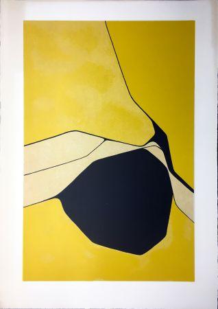 Litografía Palazuelo - Composition 1963