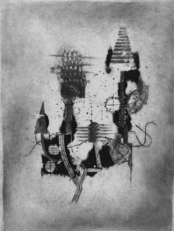 Aguafuerte Friedlaender - Composition 2