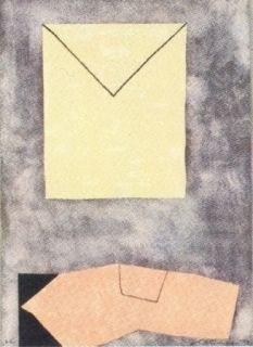 Litografía Santomaso - Composition 2