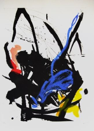 Aguatinta Miotte - Composition 4