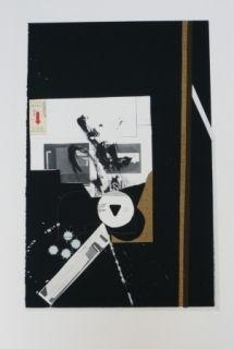 Litografía Garcia Ponce - Composition 6