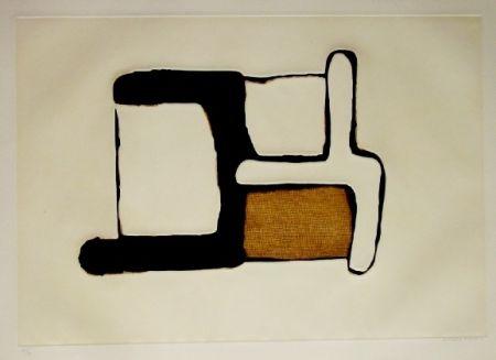 Aguafuerte Y Aguatinta Marca Relli - Composition 9