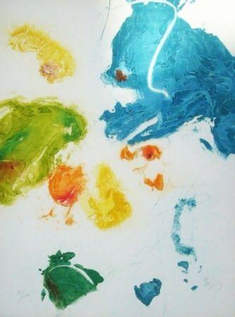 Grabado En Joong - Composition abstraite