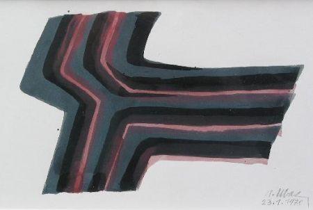 Sin Técnico Ubac - Composition abstraite 2