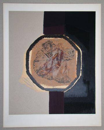 Serigrafía Piaubert - Composition I. - 1964