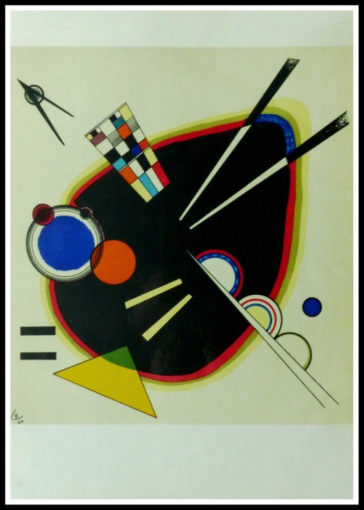 Litografía Kandinsky - COMPOSITION II
