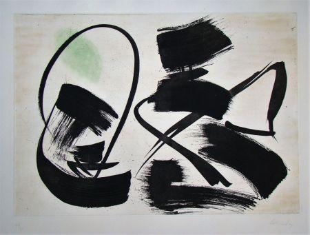 Aguafuerte Schneider - Composition III.