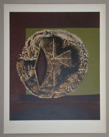 Serigrafía Piaubert - Composition III. - 1964
