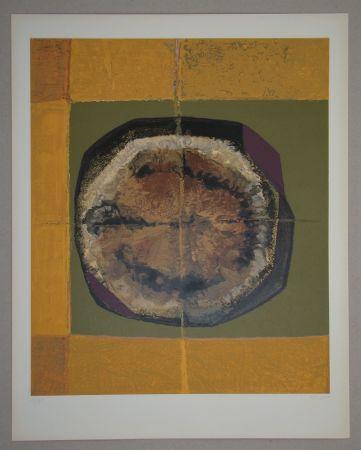 Serigrafía Piaubert - Composition IV. - 1964