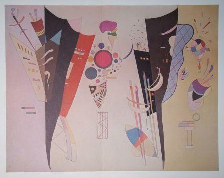 Litografía Kandinsky - Composition, période parisienne 1934-1944