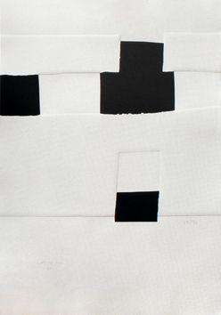 Serigrafía Chillida - Composition pour les JO