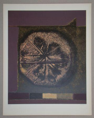 Serigrafía Piaubert - Composition VII.-1964