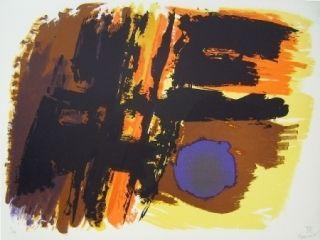 Litografía Manessier - Composition XIII