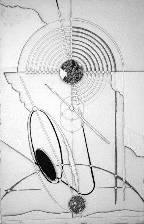 Aguafuerte Valentini - Composizione 1