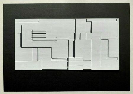 Serigrafía Radice - Composizione Tav. 9