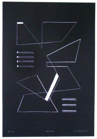 Serigrafía Badiali - Composizione (tavola 10)
