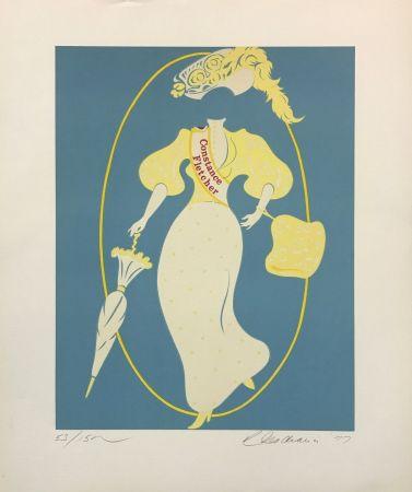 Litografía Indiana - Constance Fletcher