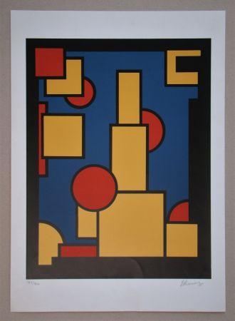 Serigrafía Koning - Constructieve Compositie