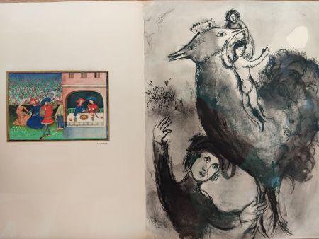 Libro Ilustrado Chagall - Contes de Boccage