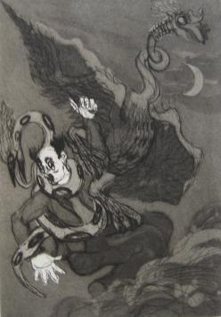 Libro Ilustrado Villeboeuf  - Contes fantastiques