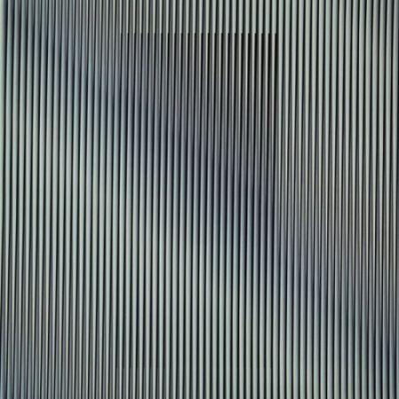 Litografía Cruz-Diez - Couleur Additive Gris Dos