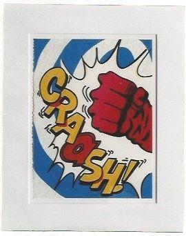 Serigrafía Matos - Craash!