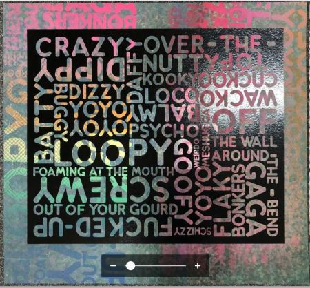 Múltiple Bochner - Crazy (with Background Noise)