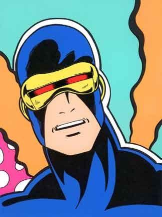 Serigrafía Matos - Cyclops