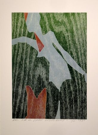 Grabado En Madera Eggenschwiler - D. N. Jahr Erscheint