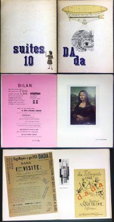 Libro Ilustrado Duchamp - DAda. Suites 10. Catalogue de la Galerie Krugier (1966)