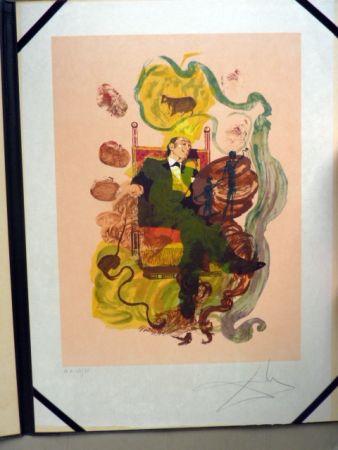 Litografía Dali - Dali's Dreams