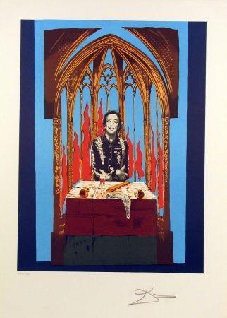 Litografía Dali - Dali's Inferno