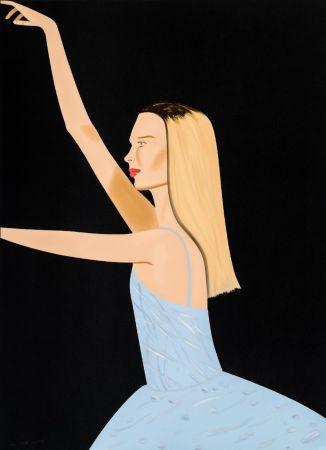 Serigrafía Katz - Dancer 2